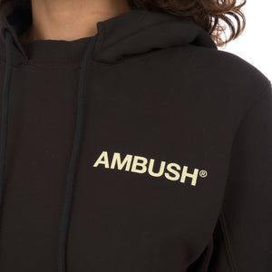 AMBUSH® | Tie Dye Hooded Dress Black / Multi