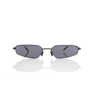 AMBUSH | Astra Sunglasses Black - Concrete