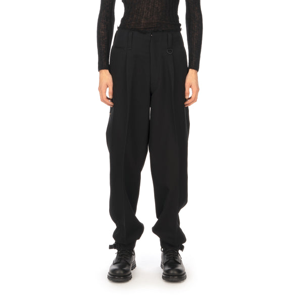 AMBUSH® | Wool Nikka Pants Black