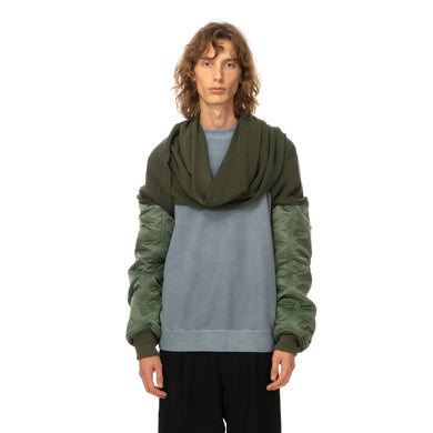 AMBUSH® | Mix MA-1 Sleeve Scarf Khaki