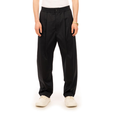 AMBUSH | Loose Drawstring Pants Jet Black - Concrete