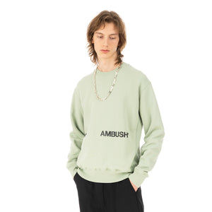 AMBUSH® | Sling Snap Necklace Silver