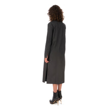 將圖像加載到畫廊查看器中Andrea Ya'aqov | W Waxed Long Shirt Black - Concrete