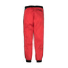 Andrea Crews 'Henri' New Man Side Band Jogging Pants Red