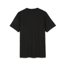 Load image into Gallery viewer, Andrea Crews 'Snowden' T-Shirt Black - Concrete