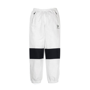 Andrea Crews x Sergio Tacchini 'Volmar' Flecked Jogging Pants White