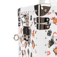 將圖像加載到畫廊查看器中Poggy The Man x Anonyme Trunk Cross Body White
