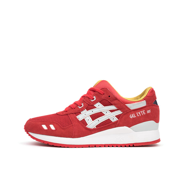 Asics Gel Lyte III 'Santa Claus' Christmas Pack Fiery Red - Concrete