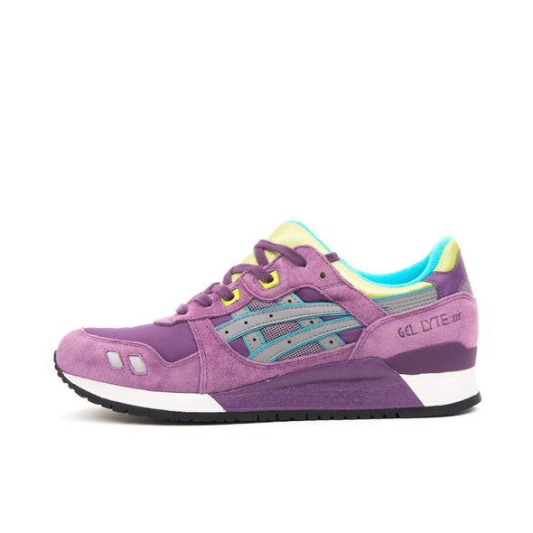Asics Gel-Lyte III Purple Grey - HK538 - Concrete