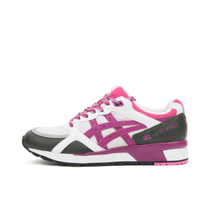 Asics Gel-Lyte Speed White/Purple - Concrete