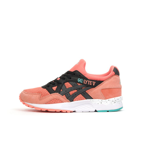 Asics W Gel-Lyte V 'Miami Pack' Coral/Black - Concrete