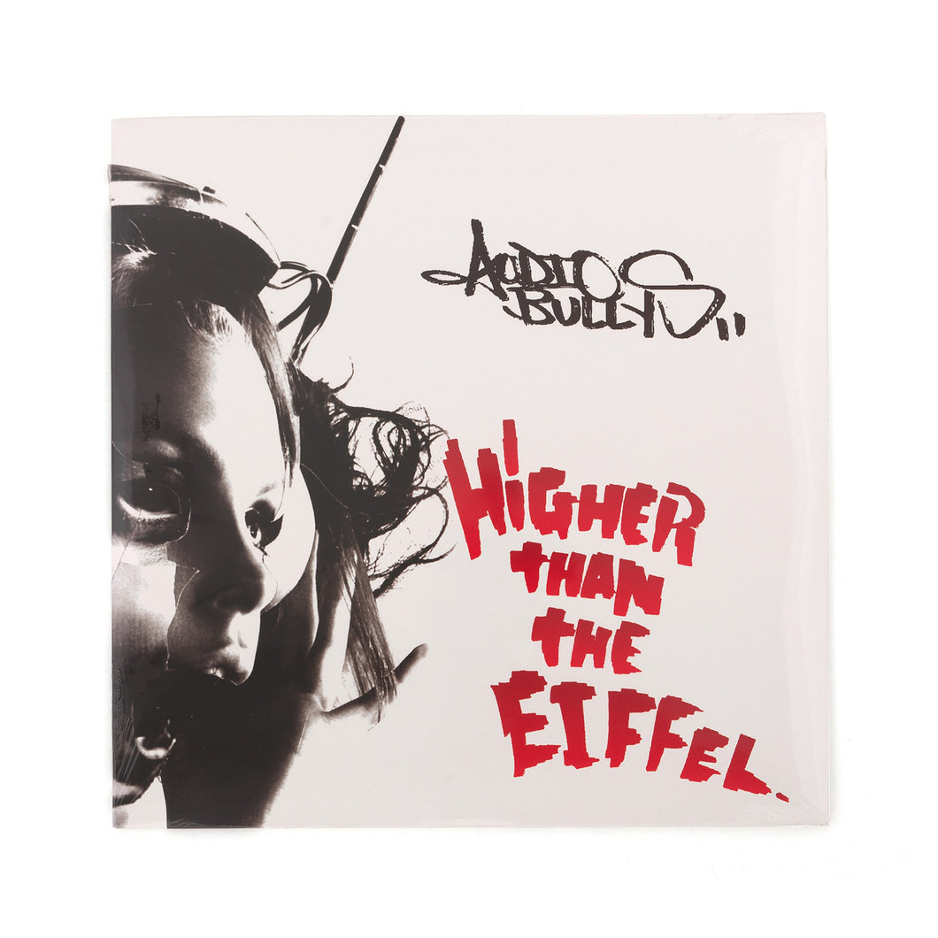 Audio Bullys - Higher Than The Eiffel LP - Concrete