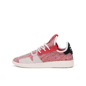 adidas Originals x Pharrell Williams 'AFRO' Solar Tennis Hu V2 Scarlet - Concrete
