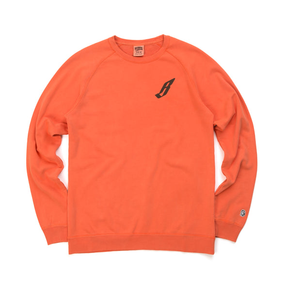 BBC Flying B Overdye Crewneck Coral
