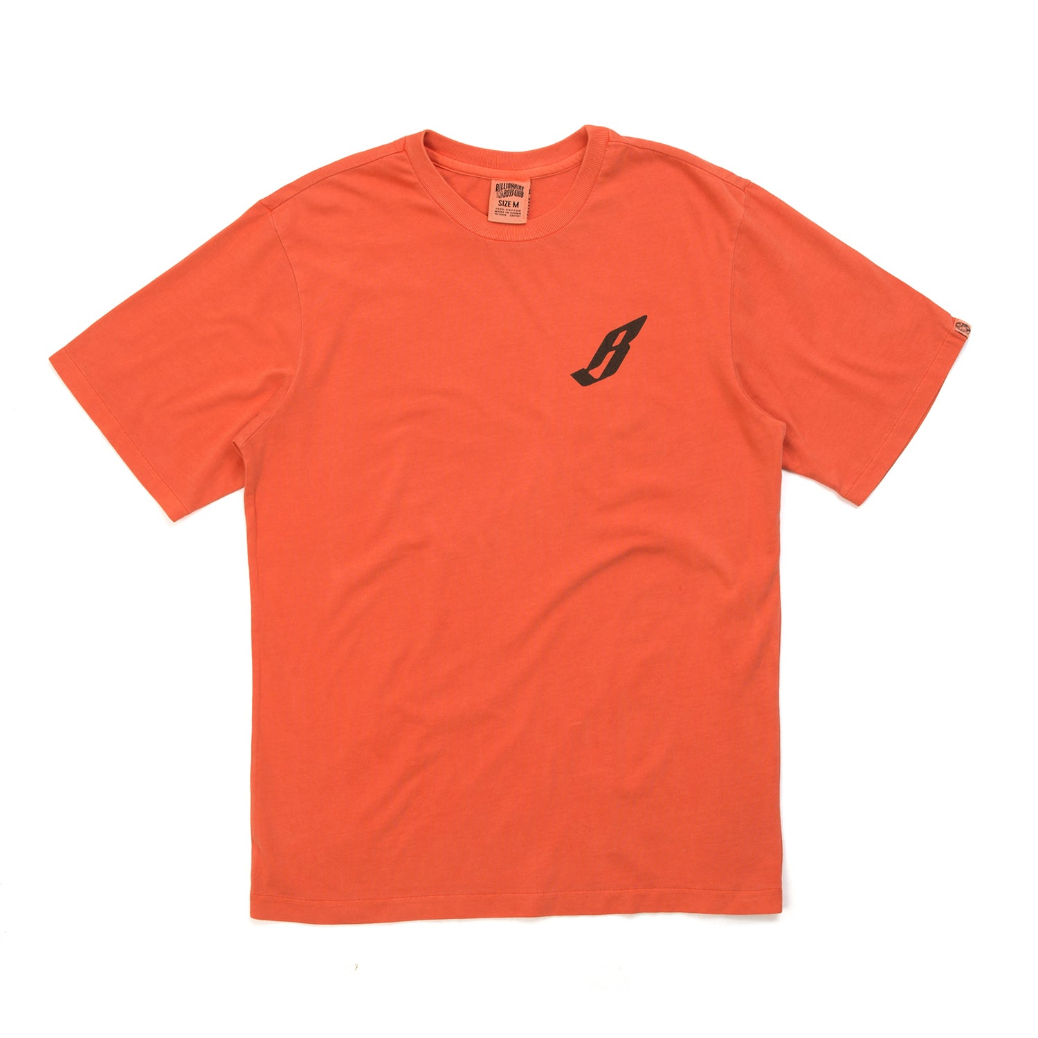 BBC Flying B Overdye T-Shirt Coral
