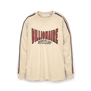 Billionaire Boys Club | Racing Long Sleeve T-Shirt Off-White - Concrete