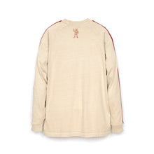將圖像加載到畫廊查看器中Billionaire Boys Club | Racing Long Sleeve T-Shirt Off-White