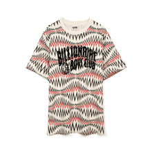 將圖像加載到畫廊查看器中Billionaire Boys Club | Soundwave Arch Logo T-Shirt White Marl