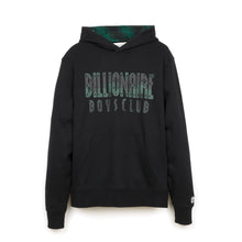 Load image into Gallery viewer, Billionaire Boys Club | Digi Check Fill Popover Hood Black - Concrete