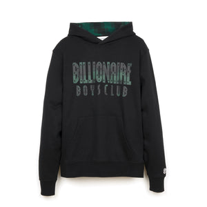 Billionaire Boys Club | Digi Check Fill Popover Hood Black