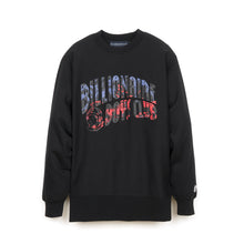 Load image into Gallery viewer, Billionaire Boys Club | Horsepower Crewneck Black