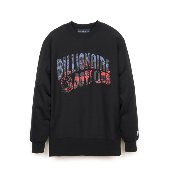 BBC Horsepower Crewneck Black