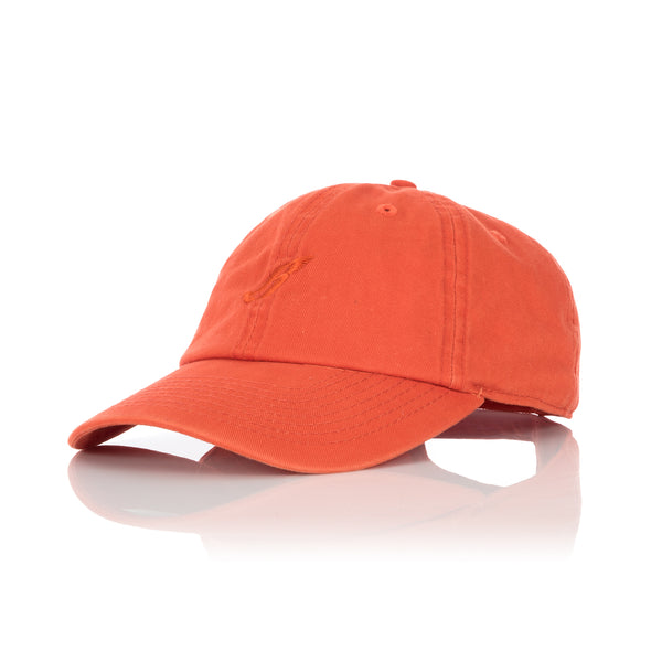 Billionaire Boys Club | Flying B Overdyed Curved Visor Coral - Concrete