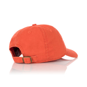 Billionaire Boys Club | Flying B Overdyed Curved Visor Coral