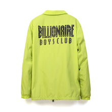 將圖像加載到畫廊查看器中Billionaire Boys Club | Zip Coach Jacket Cyber Yellow