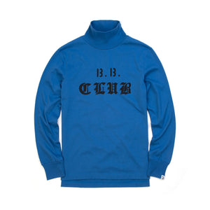BBC Prime Crew Deck Shirt Blue
