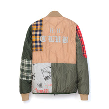 Afbeelding in Gallery-weergave laden, Billionaire Boys Club | Patchwork Liner Olive