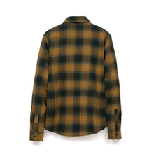 將圖像加載到畫廊查看器中Billionaire Boys Club | Helmet Print Check Shirt Green - Concrete