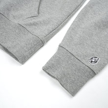 將圖像加載到畫廊查看器中Billionaire Boys Club | Digi Check Fill Popover Hood Heather Grey - Concrete