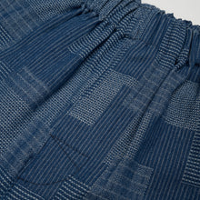 Load image into Gallery viewer, BBC Patchwork Denim Short Blue