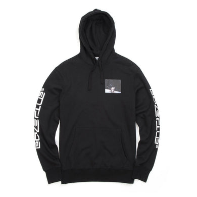 Billionaire Boys Club | EVA 1 Pop-Over Hood Cyber Black