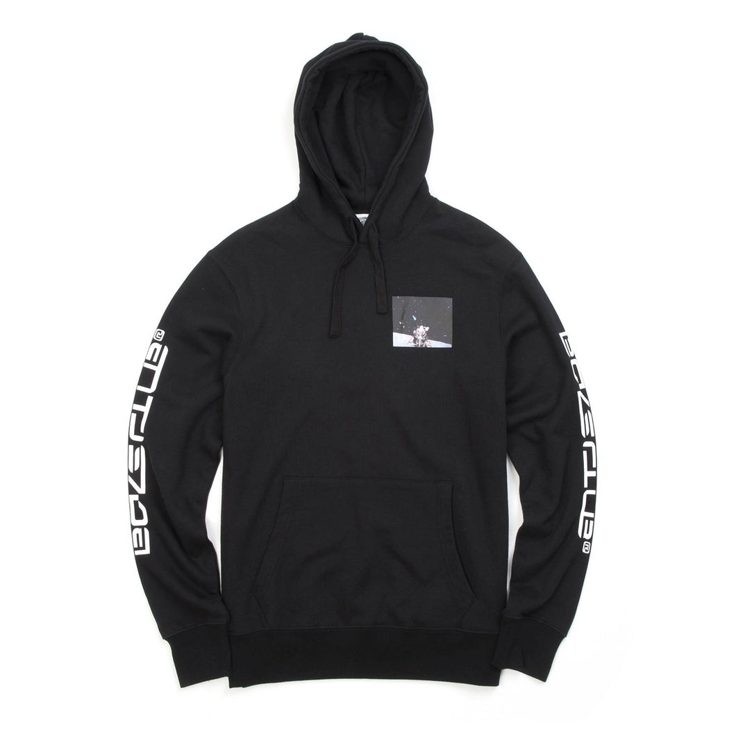 Billionaire Boys Club | EVA 1 Pop-Over Hood Cyber Black - Concrete