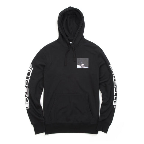 BBC EVA 1 Pop-Over Hood Cyber Black