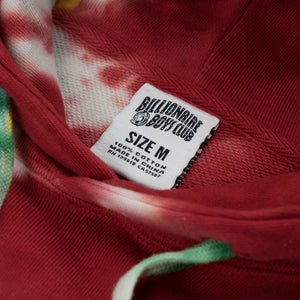 Billionaire Boys Club | Enlarging The Ideal Popover Hood Red - Concrete