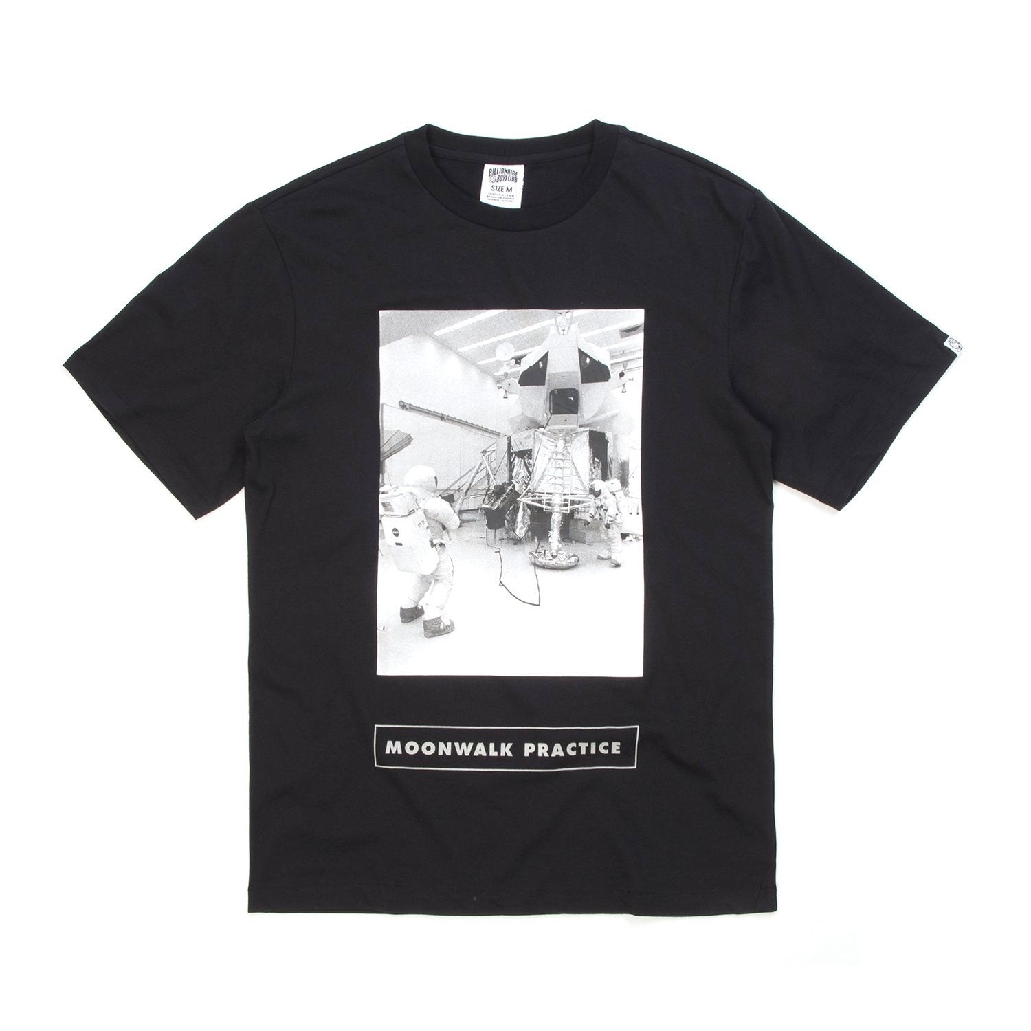 BBC Moonwalk Practice T-Shirt Black