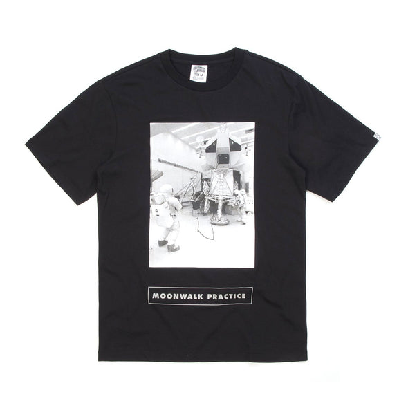 Billionaire Boys Club | Moonwalk Practice T-Shirt Black