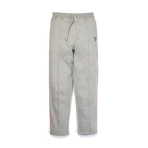 BBC Raygun Pleated Sweatpant Heather Grey