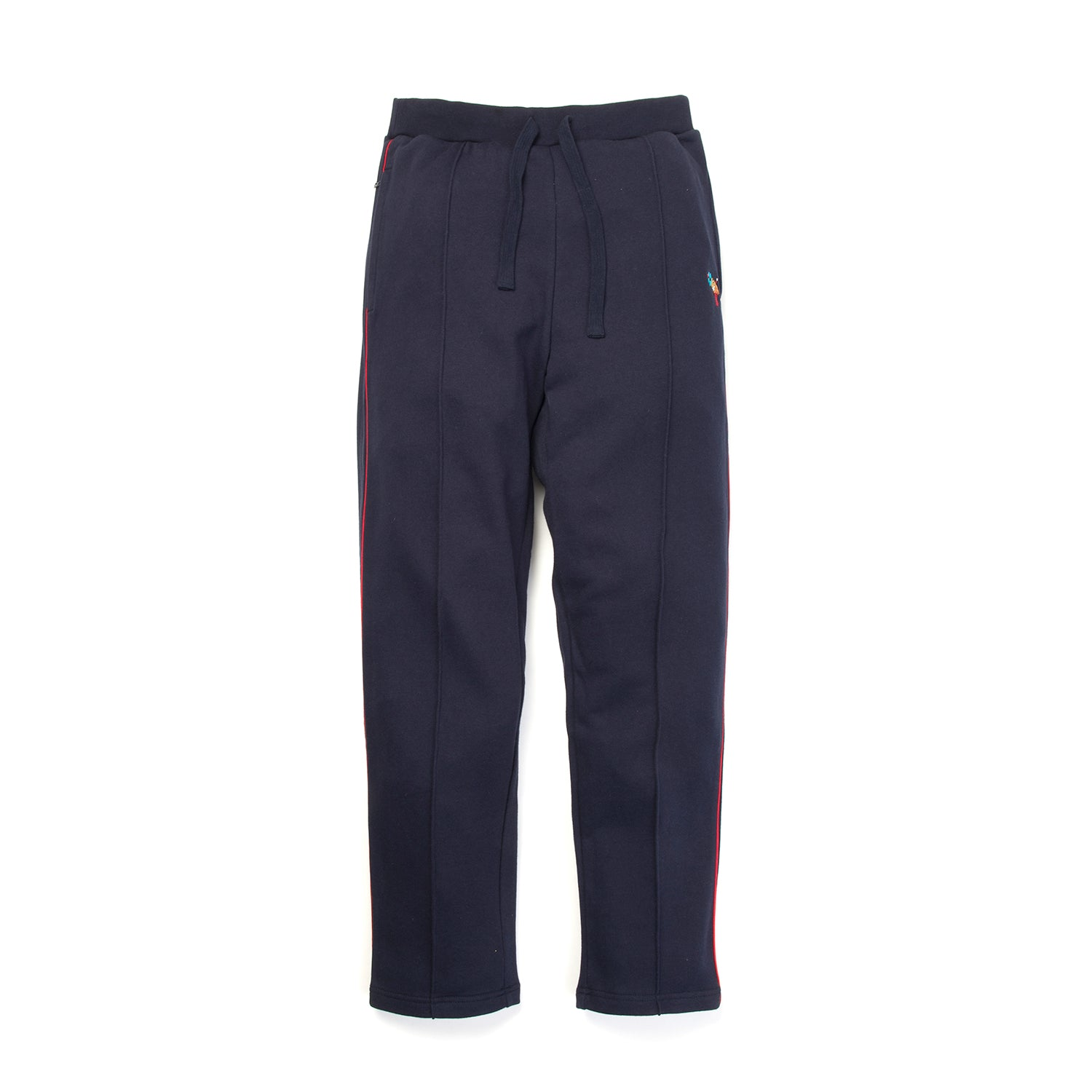 BBC Raygun Pleated Sweatpant Navy
