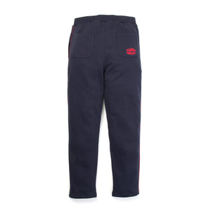 Billionaire Boys Club | Raygun Pleated Sweatpant Navy - Concrete