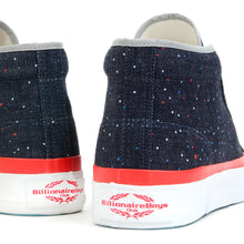 Load image into Gallery viewer, Billionaire Boys Club | Deep Space Chukka Indigo - Concrete