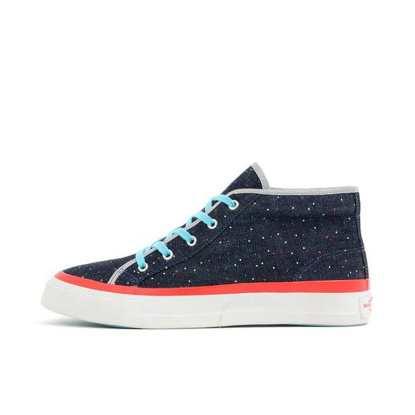 Billionaire Boys Club Ice Cream Sneaker Season 10 Indigo - Concrete