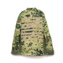 Load image into Gallery viewer, Billionaire Boys Club | Molle System Heavy Military Jacket Green - Concrete