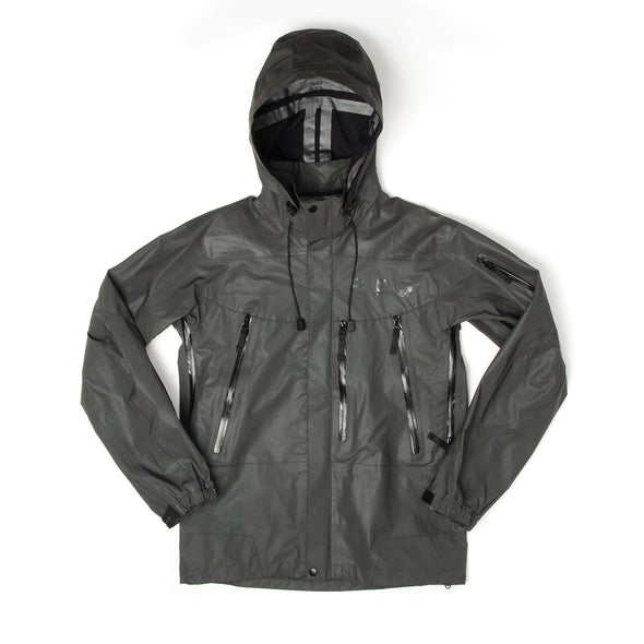 Billionaire Boys Club | Ghost Reflective Tech Jacket Black - Concrete