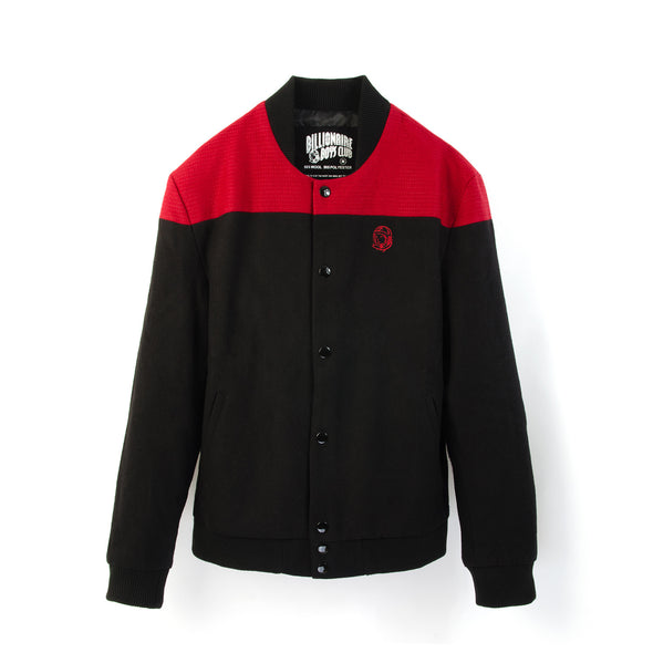 Billionaire Boys Club | Layden Jacket Black/Red - Concrete