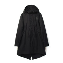 將圖像加載到畫廊查看器中Billionaire Boys Club | Space Park Fishtail Parka Black
