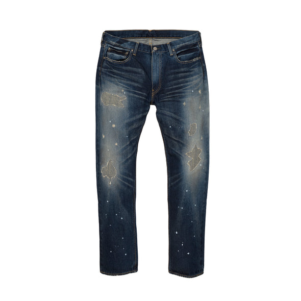 Billionaire Boys Club | Smart Cut Damage Jeans Vintage Wash